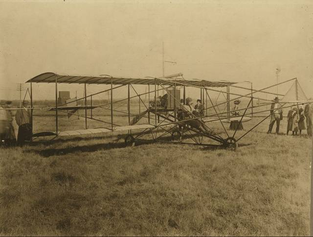 Aviation Wichita Ks Old Pictures