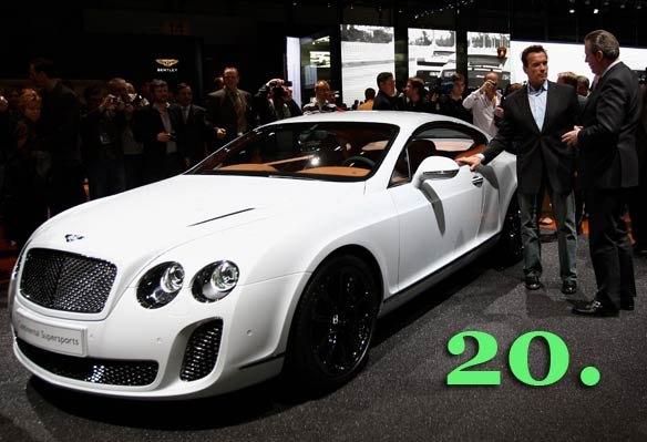 Top 20 Fastest Cars in the World   You Got to be Kidding's Blog