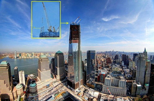 Spectacular Photos Of The New World Trade Center In Nyc